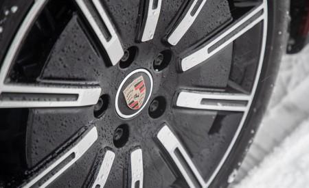 2021 Porsche Taycan (Color: Cherry Metallic) Wheel Wallpapers 450x275 (120)
