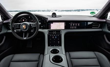 2021 Porsche Taycan (Color: Frozen Berry Metallic) Interior Cockpit Wallpapers 450x275 (197)
