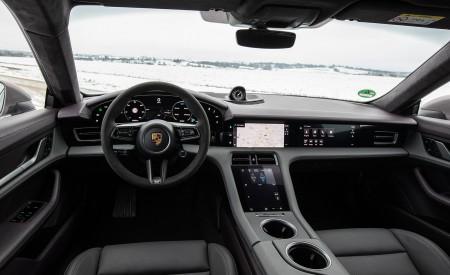 2021 Porsche Taycan (Color: Frozen Berry Metallic) Interior Cockpit Wallpapers 450x275 (194)