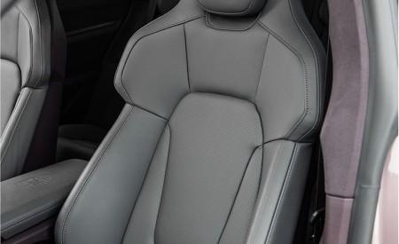 2021 Porsche Taycan (Color: Frozen Berry Metallic) Interior Front Seats Wallpapers 450x275 (203)