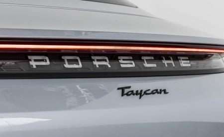 2021 Porsche Taycan (Color: Ice Grey Metallic) Badge Wallpapers 450x275 (81)