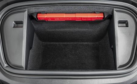 2021 Porsche Taycan (Color: Ice Grey Metallic) Front Storage Area Wallpapers 450x275 (86)