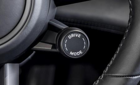 2021 Porsche Taycan (Color: Ice Grey Metallic) Interior Steering Wheel Wallpapers 450x275 (91)