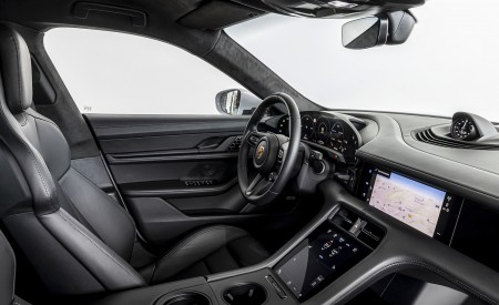 2021 Porsche Taycan (Color: Ice Grey Metallic) Interior Wallpapers 450x275 (87)