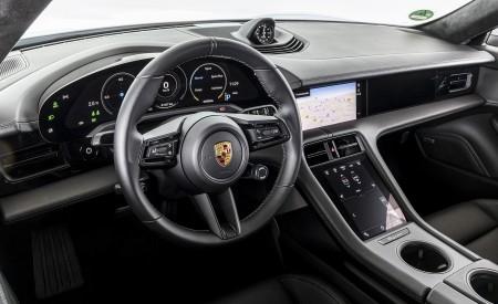 2021 Porsche Taycan (Color: Ice Grey Metallic) Interior Wallpapers 450x275 (88)