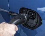 2021 Porsche Taycan (Color: Neptune Blue) Charging Port Wallpapers 150x120 (40)