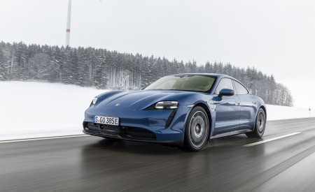 2021 Porsche Taycan Wallpapers & HD Images