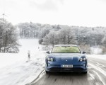 2021 Porsche Taycan (Color: Neptune Blue) Front Wallpapers 150x120 (21)