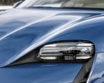 2021 Porsche Taycan (Color: Neptune Blue) Headlight Wallpapers 150x120 (39)