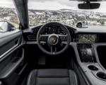 2021 Porsche Taycan (Color: Neptune Blue) Interior Cockpit Wallpapers 150x120 (49)