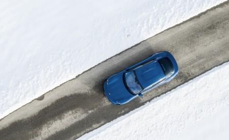 2021 Porsche Taycan (Color: Neptune Blue) Top Wallpapers 450x275 (13)