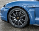 2021 Porsche Taycan (Color: Neptune Blue) Wheel Wallpapers 150x120 (38)