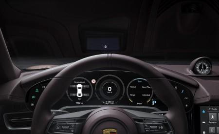 2021 Porsche Taycan Digital Instrument Cluster Wallpapers 450x275 (216)