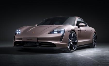 2021 Porsche Taycan Front Wallpapers 450x275 (209)