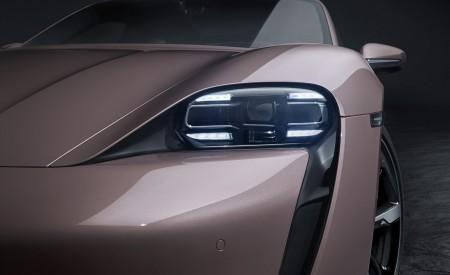 2021 Porsche Taycan Headlight Wallpapers 450x275 (213)