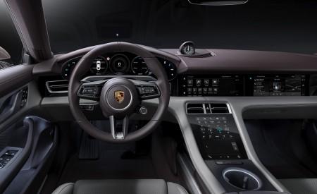 2021 Porsche Taycan Interior Cockpit Wallpapers 450x275 (217)