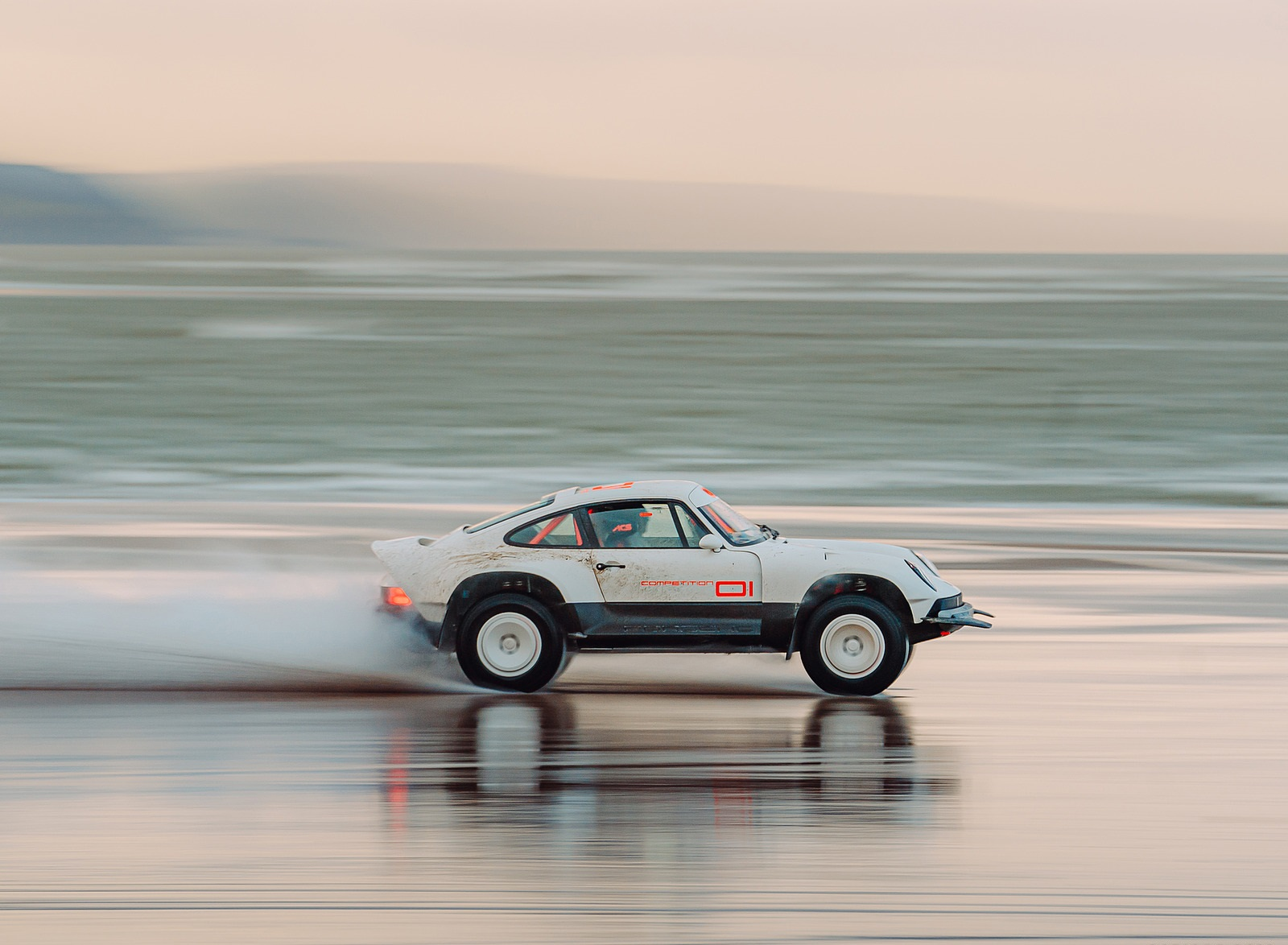 2021 Singer Porsche 911 All-terrain Competition Study Off-Road Wallpapers (10)