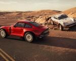 2021 Singer Porsche 911 All-terrain Competition Study Rear Wallpapers 150x120 (16)