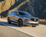2022 Acura MDX Advance Front Three-Quarter Wallpapers 150x120 (6)