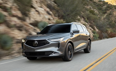 2022 Acura MDX Advance Wallpapers HD