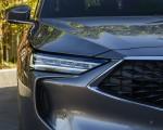 2022 Acura MDX Advance Headlight Wallpapers 150x120 (22)