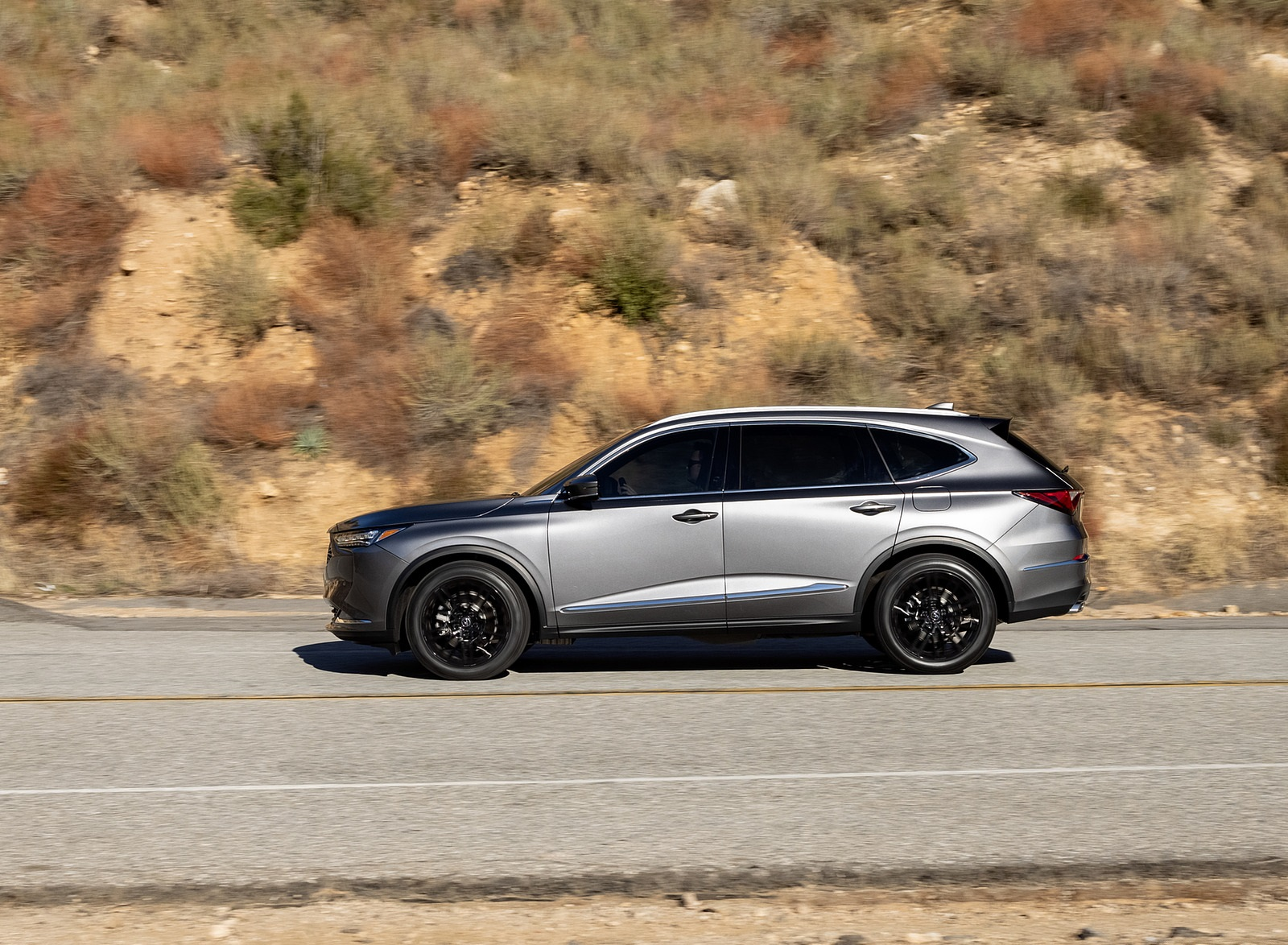 2022 Acura MDX Advance Side Wallpapers (4)