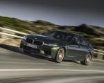 2022 BMW M5 CS Front Three-Quarter Wallpapers  150x120 (6)