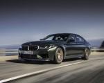 2022 BMW M5 CS Front Three-Quarter Wallpapers  150x120 (2)
