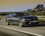 2022 BMW M5 CS Front Three-Quarter Wallpapers  150x120 (8)