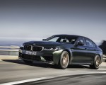 2022 BMW M5 CS Front Three-Quarter Wallpapers  150x120 (3)