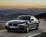 2022 BMW M5 CS Front Three-Quarter Wallpapers  150x120 (22)