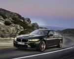 2022 BMW M5 CS Front Three-Quarter Wallpapers  150x120 (36)