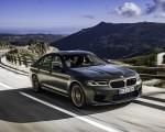2022 BMW M5 CS Front Three-Quarter Wallpapers 150x120 (37)