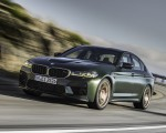 2022 BMW M5 CS Front Three-Quarter Wallpapers 150x120 (9)