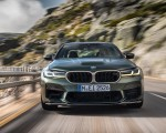 2022 BMW M5 CS Front Wallpapers 150x120 (12)