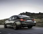 2022 BMW M5 CS Rear Three-Quarter Wallpapers  150x120 (47)