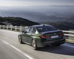 2022 BMW M5 CS Rear Three-Quarter Wallpapers  150x120 (39)