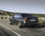 2022 BMW M5 CS Rear Three-Quarter Wallpapers  150x120 (26)