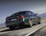2022 BMW M5 CS Rear Three-Quarter Wallpapers  150x120 (13)