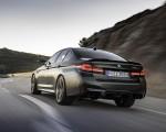 2022 BMW M5 CS Rear Three-Quarter Wallpapers  150x120 (48)
