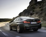 2022 BMW M5 CS Rear Three-Quarter Wallpapers  150x120 (40)