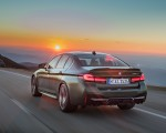2022 BMW M5 CS Rear Three-Quarter Wallpapers  150x120 (28)