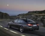 2022 BMW M5 CS Rear Three-Quarter Wallpapers 150x120 (41)