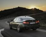 2022 BMW M5 CS Rear Three-Quarter Wallpapers 150x120 (29)