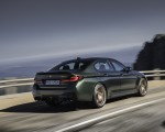 2022 BMW M5 CS Rear Three-Quarter Wallpapers 150x120 (14)