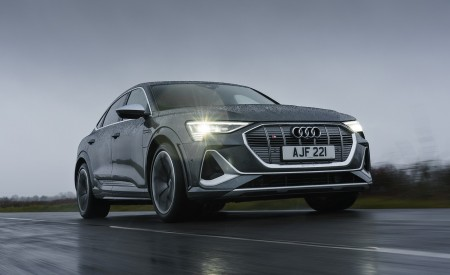 2021 Audi E-tron S Sportback (UK-Spec) Wallpapers HD