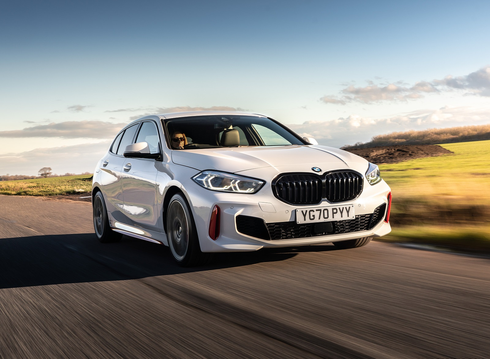 2021 BMW 128ti (UK-Spec) Front Three-Quarter Wallpapers  (9)