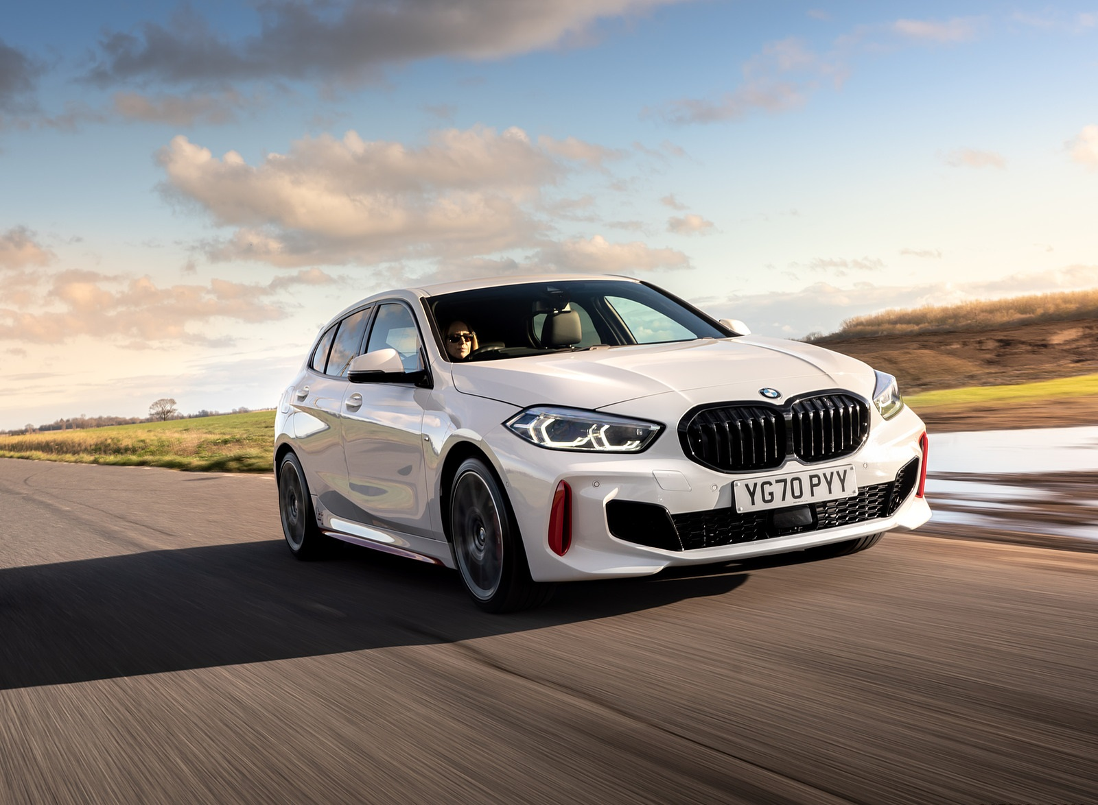 2021 BMW 128ti (UK-Spec) Front Three-Quarter Wallpapers (8)