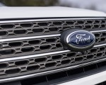 2021 Ford Explorer King Ranch Grill Wallpapers 150x120 (9)