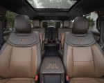 2021 Ford Explorer King Ranch Interior Seats Wallpapers 150x120 (21)